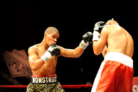 Jason Escalera (L) vs. Amador Acevedo