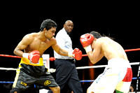 Elton Dharry (L) vs. Jose Rivera