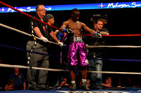 ESPN Friday Night Fights Saturday Special at Mohegan Sun 5.5.12 - Ed Diller